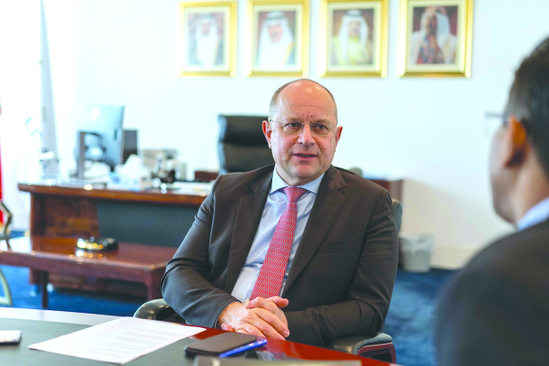 Gulf Air aims to transport 7 million passengers this year