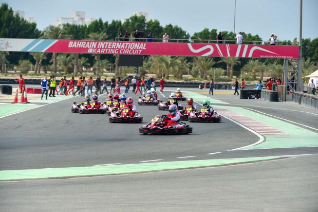 Karting Enduro third round set