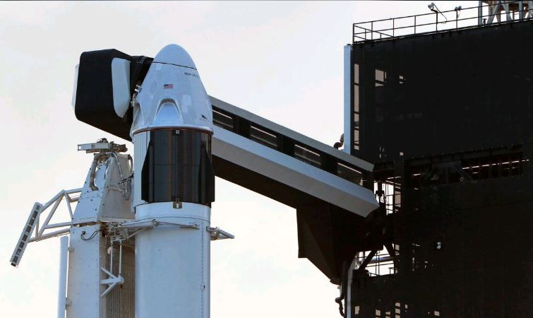 SpaceX to try rocket failure test again after bad weather delay