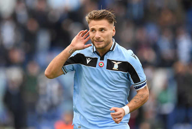 Serie A: Unstoppable Lazio thrash Sampdoria to record 11th straight win