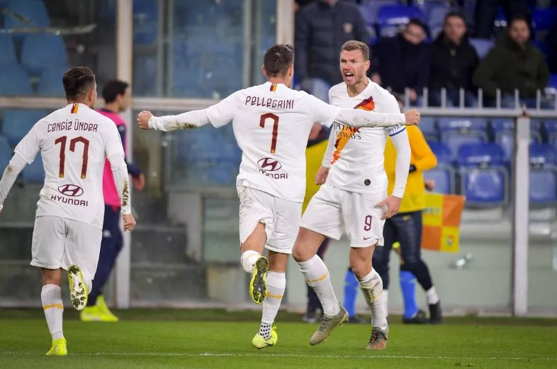 Serie A: AS Roma go fourth with win that deepens Genoa crisis