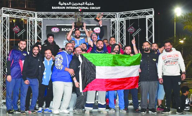 Al Balooshi races to Pro Mod victory
