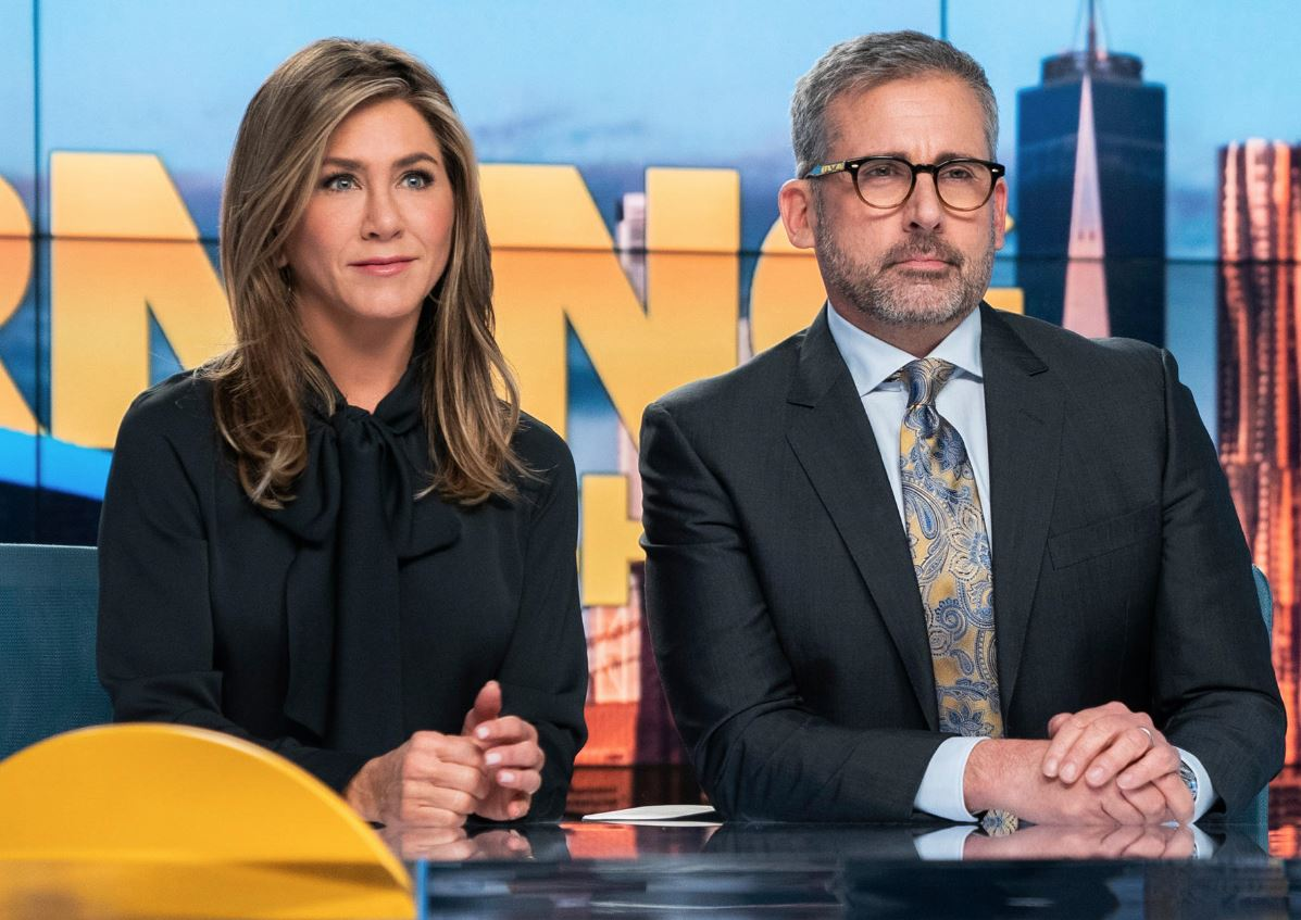 Apple's 'Morning Show' will deal with 'chaos' left behind in new season