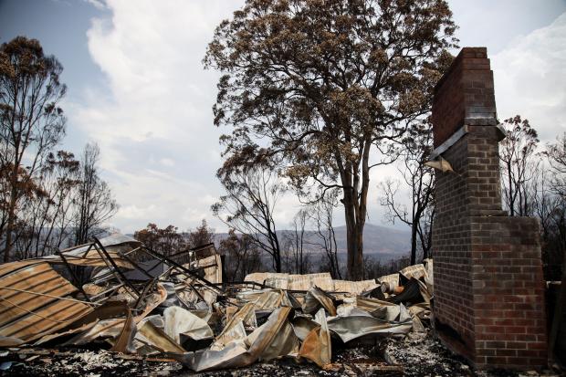Australian budget surplus in doubt as bushfire funding boosted