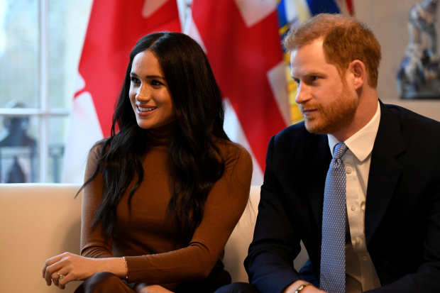 """Prince Harry seeks """"more peaceful life"""" as reluctantly ends royal role"""