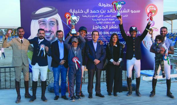 Ghazwan wins Grand Prix title
