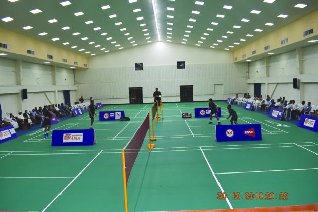 Indian School to host badminton