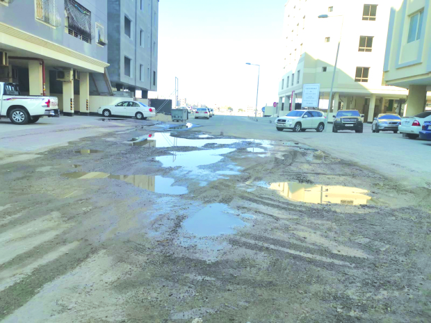 Sewage build-up sparks health alert in Muharraq