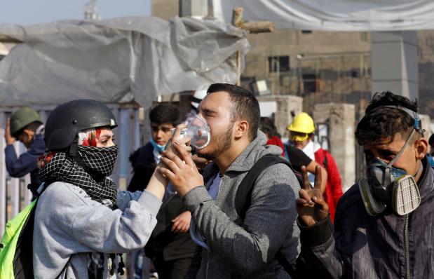 Six killed as Iraq unrest resumes