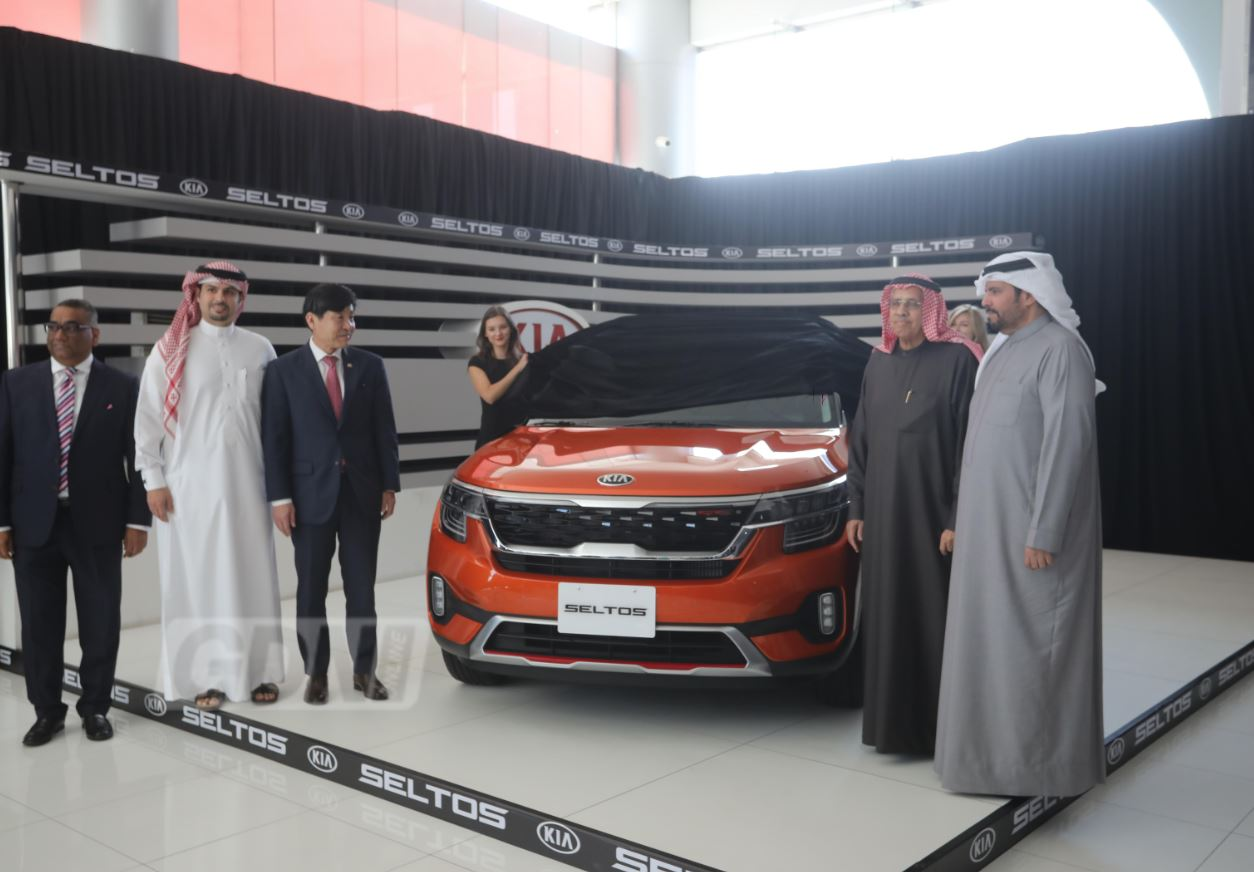 IN PICTURES: KIA 2021 Seltos SUV launched in Bahrain