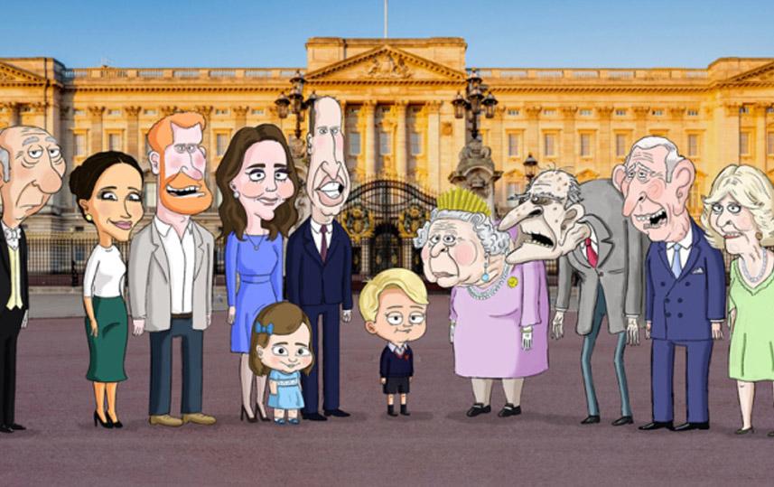 Animated British royal comedy 'The Prince' to make debut on HBO Max