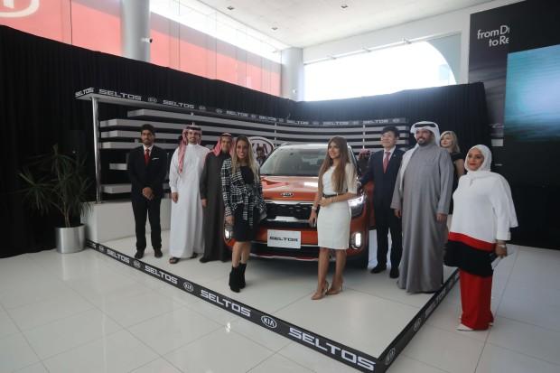 New KIA Seltos unveiled