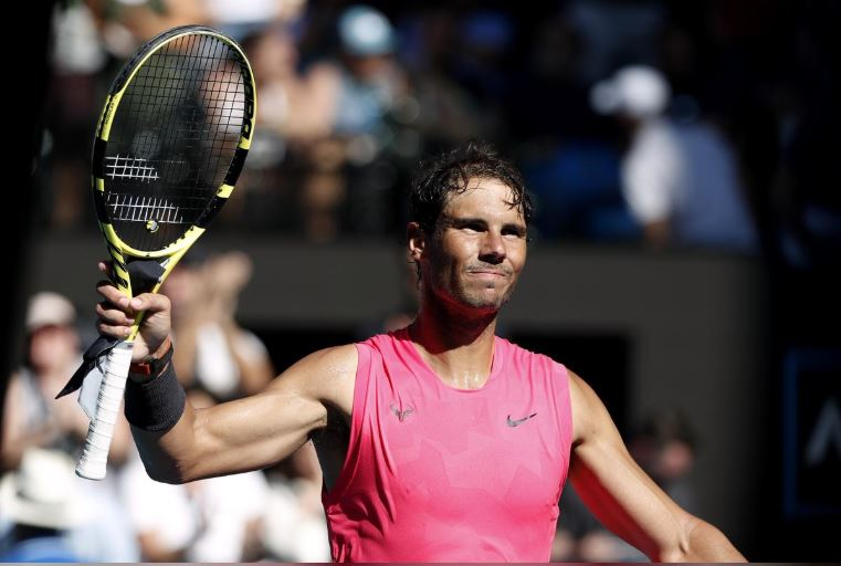 Nadal sets up possible clash with Kyrgios