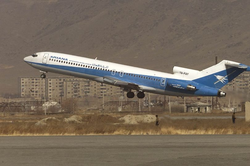 Afghan passenger plane crashes in Taliban-held eastern area