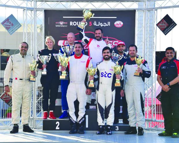Shaikh Salman and Almuyini race to victory
