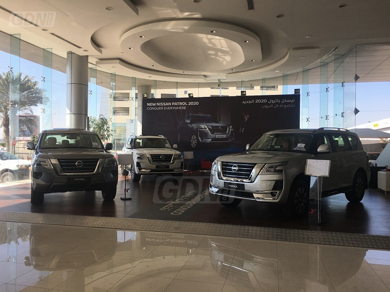 VIDEO: Test driving the new Nissan Patrol 2020