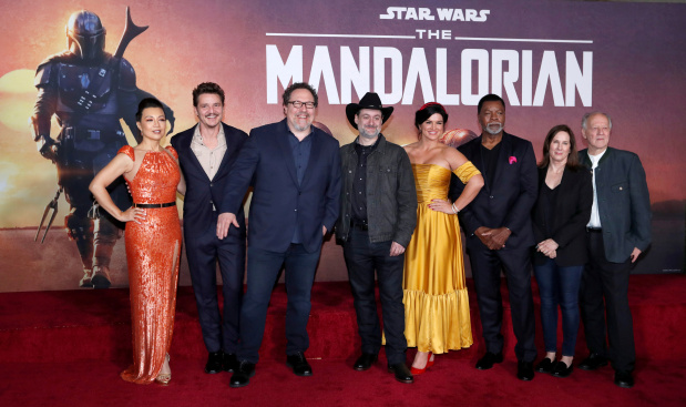 How many people really are watching 'The Mandalorian'? Data firms offer numbers that Disney and Netflix won't