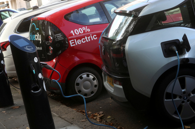 Electric future: Britain to ban new petrol and hybrid cars from 2035