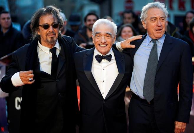Even with 'Irishman' nominations, could Netflix wind up an Oscars bridesmaid again?