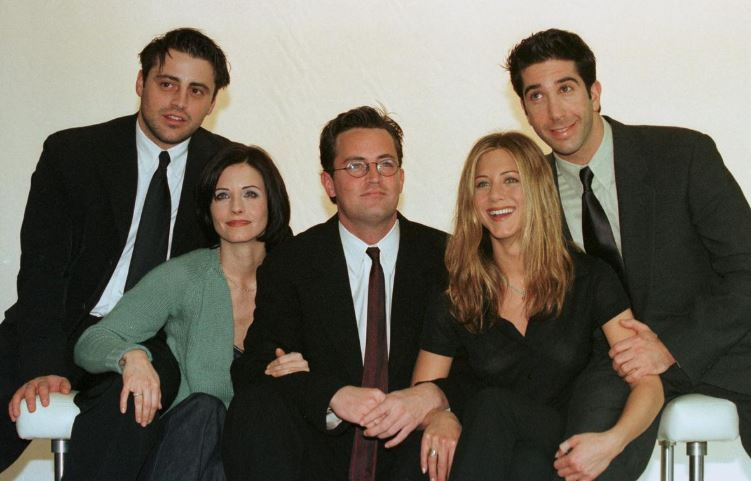 Warner Media nears deal with 'Friends' cast for reunion special