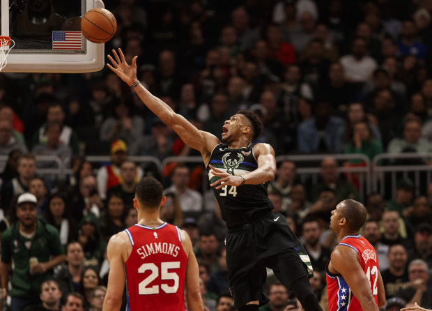 National Basketball Association fans roast Giannis Antetokounmpo for bad All-Star Draft choices