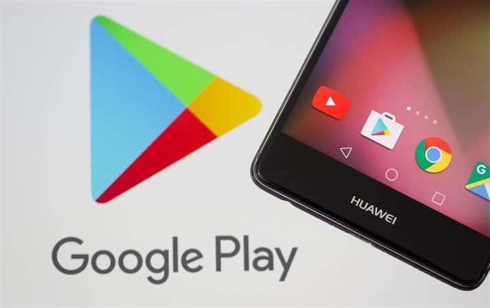 Chinese mobile giants take on Google Play store