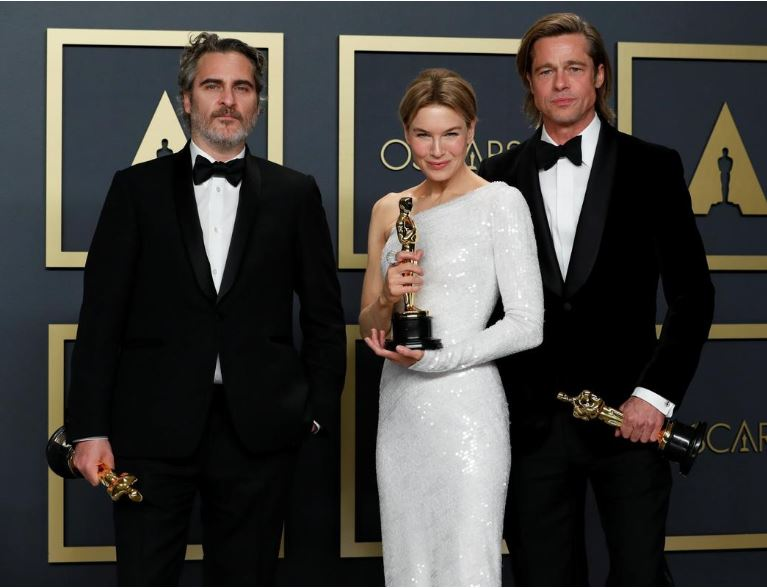 PICTURES: South Korea's 'Parasite' beats Hollywood greats to make Oscar history