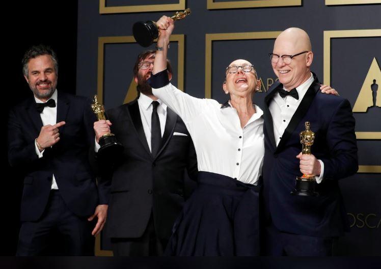 Obamas' studio lands documentary Oscar for 'American Factory'