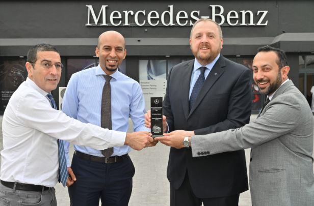 Al Haddad Motors wins major customer services accolade