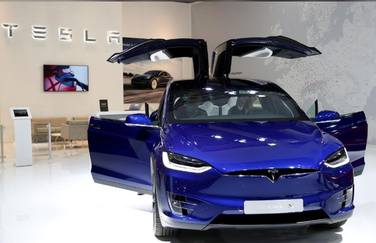 Tesla to recall 3,183 Model X vehicles in China
