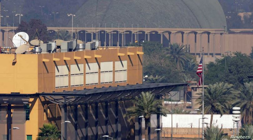 UPDATE: Rockets hit US coalition base in Baghdad, no casualties