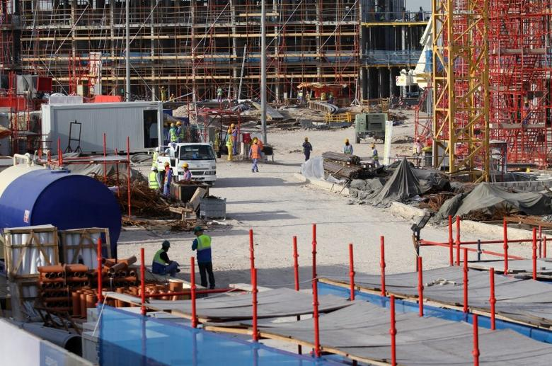 Qatar condemned over wage delays