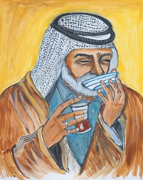 Expo tribute to late Saudi artist