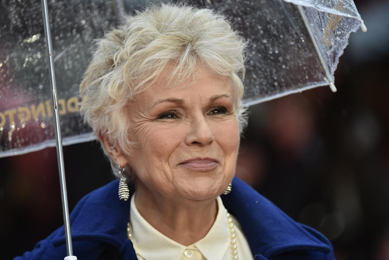 British actress Julie Walters battled bowel cancer