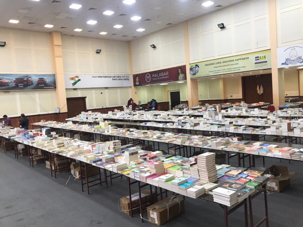Mega book festival with a difference...