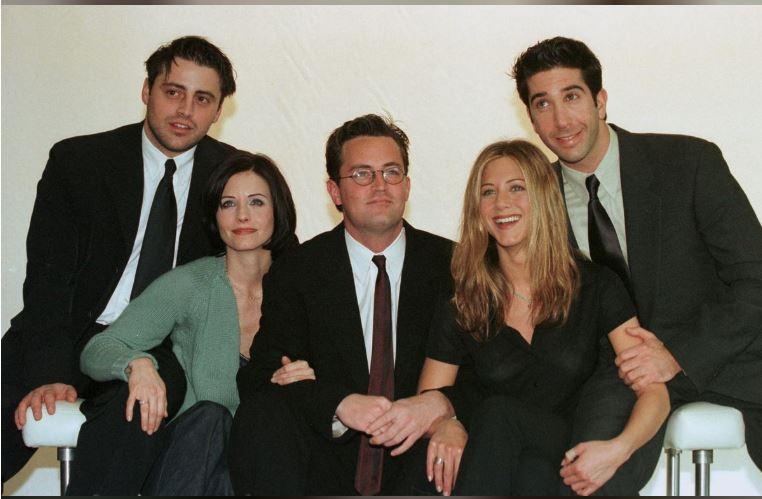 WarnerMedia to reunite 'Friends' in HBO Max special