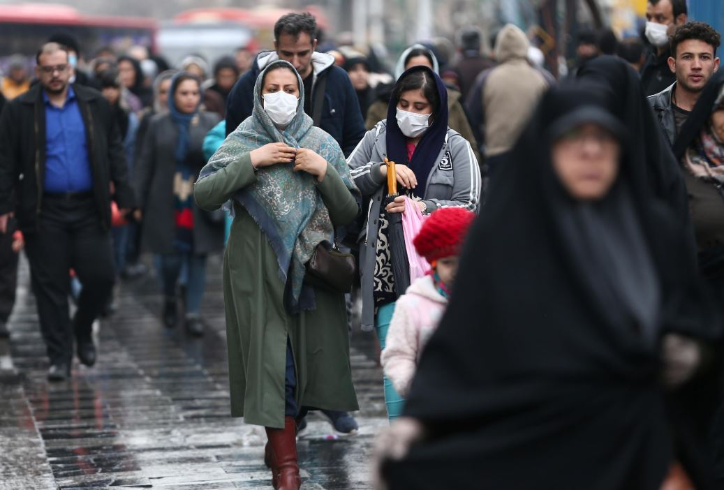 IRAN: 12 dead and up to 61 infected with coronavirus confirms country's deputy health minister