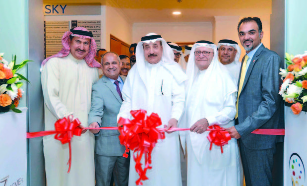<p>Labour and Social Development Minister Jameel Humaidan yesterday inaugurated the Entrepreneurship Training Centre at Bahrain Chamber of Commerce and Industry.</p>