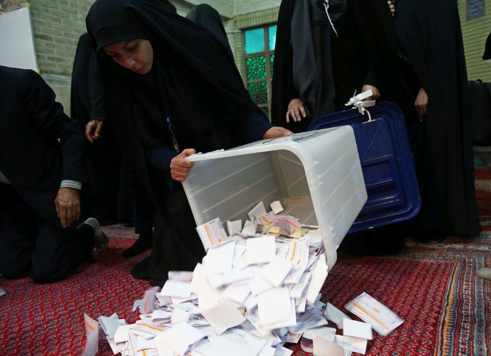 Iran blames 'enemies'