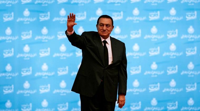 Egypt's former leader Hosni Mubarak dies at 91