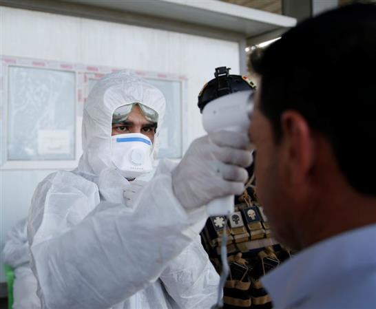 UPDATE: Two new Coronavirus cases raise total infections in Bahrain to 38