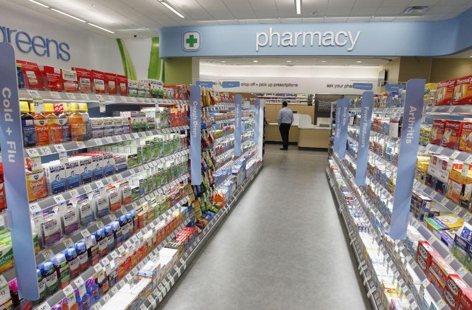 Pharmacy plea