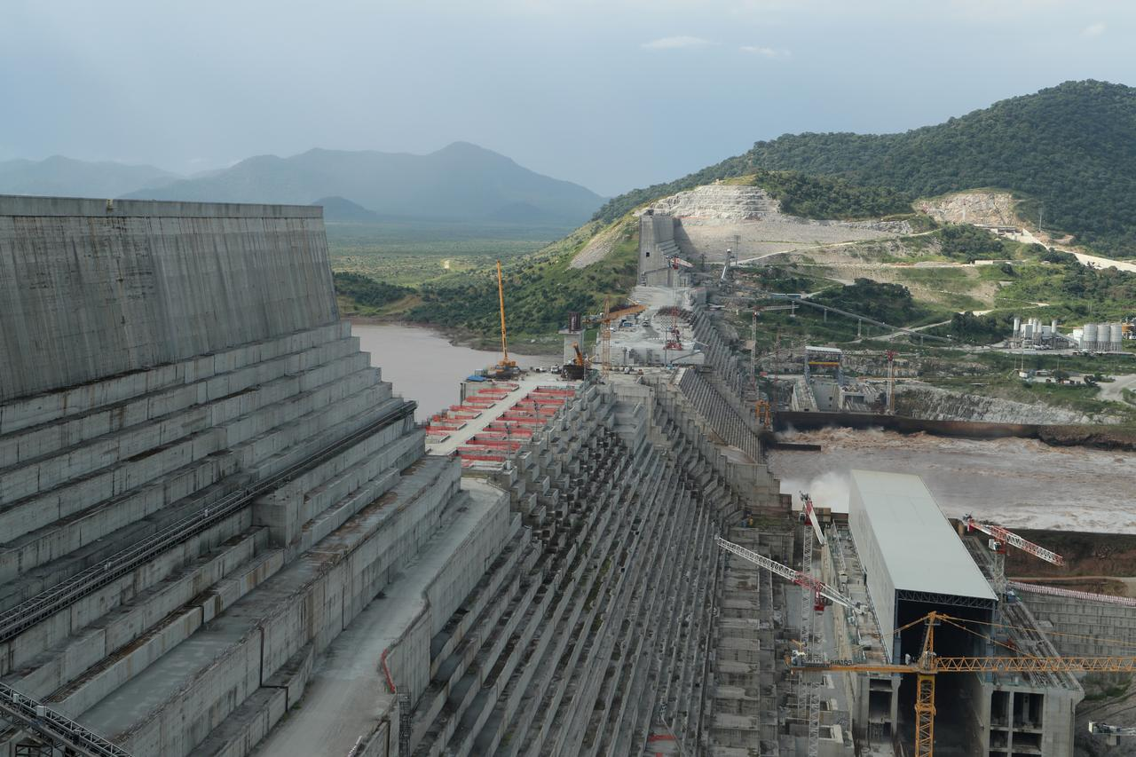Egypt initials proposed agreement on Renaissance Dam