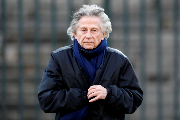 Polanski wins Cesar Award for best director, prompting walkout protest