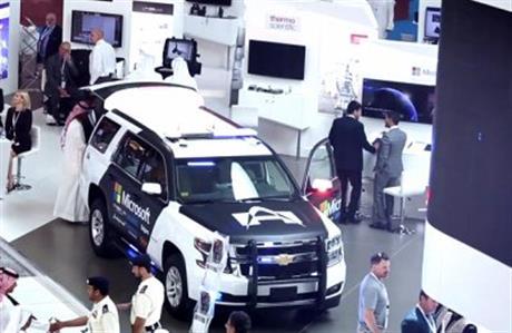 AI top focus at major Abu Dhabi security event