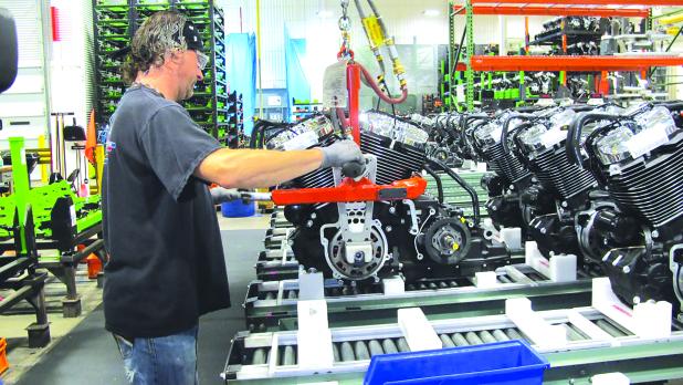 HarleyDavidson looks for new leadership to end its sales struggle