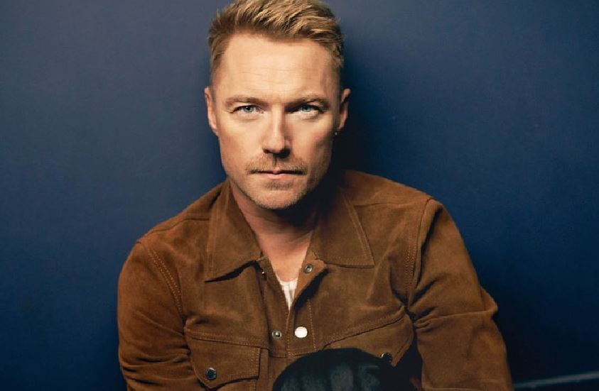 Say nothing at all: Ronan Keating chided for Singapore coronavirus post
