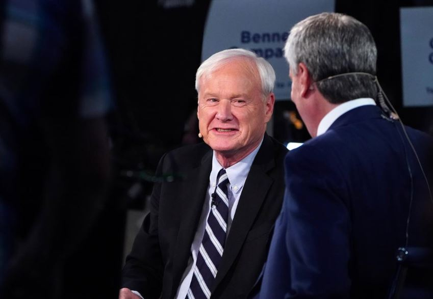 MSNBC anchor Chris Matthews retires after fanning controversy