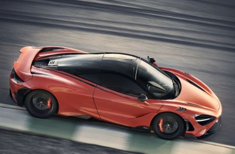 McLaren unveils new supercar as Covid-19 scuppers motor show launch plan