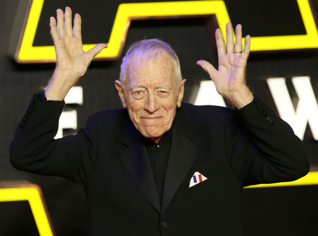 Swedish actor Max von Sydow, star of 'Seventh Seal' and 'Exorcist', dies aged 90